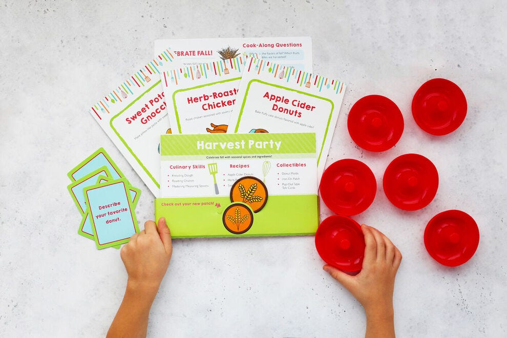 This kit gets your kids inspired in the kitchen