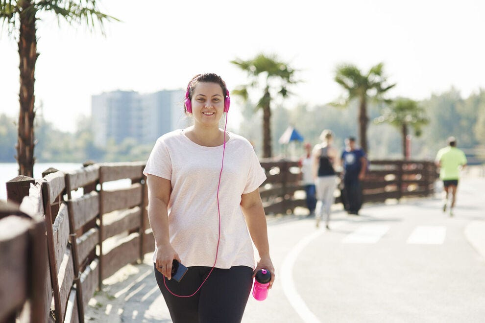 Listening to music will make your exercise more enjoyable