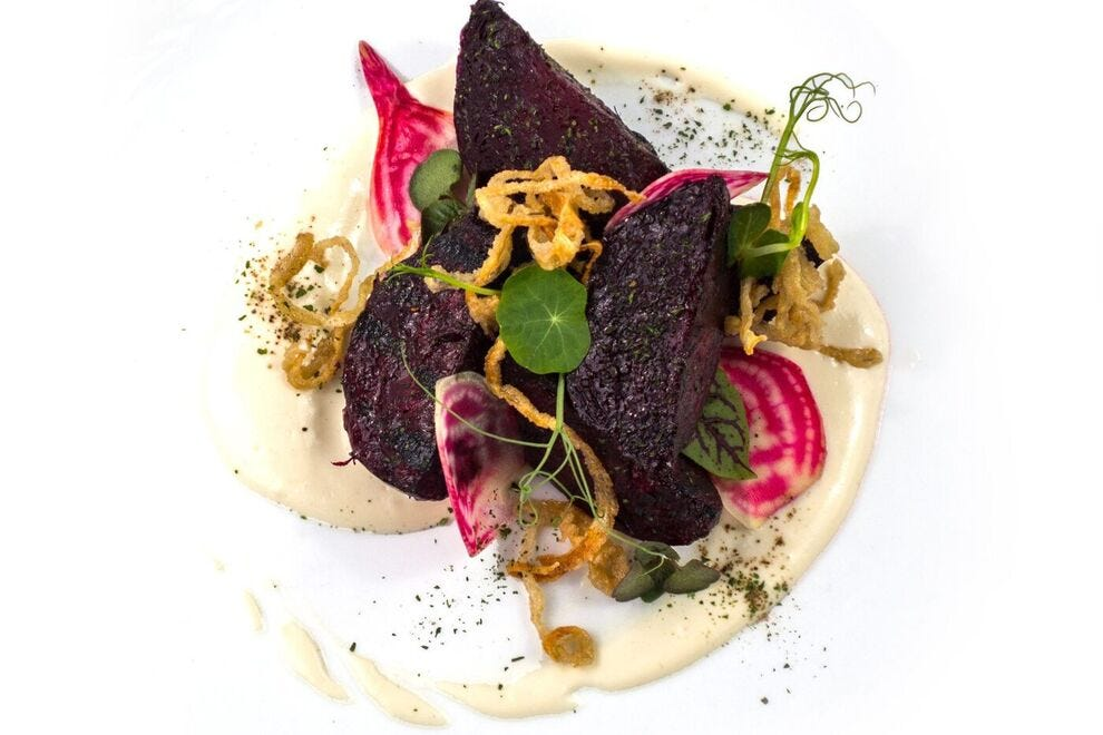Plant offers a special fine dining experience in Asheville
