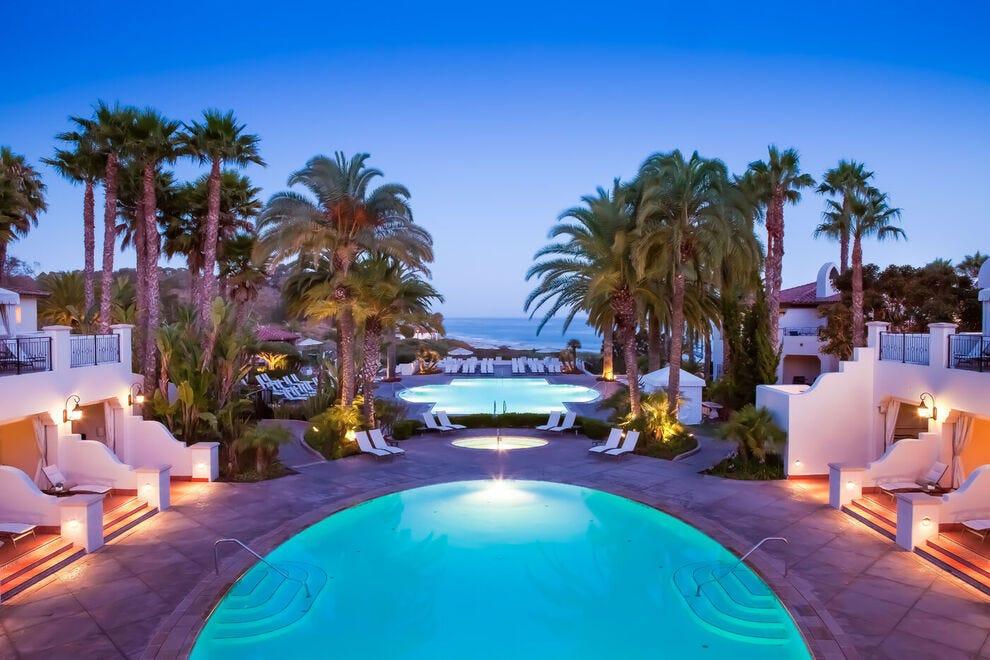 Main Pool at The Ritz-Carlton Bacara, Santa Barbara