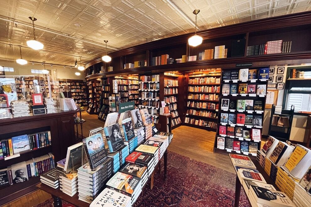 RJ Julia Independent Booksellers has a podcast and subscription box, and it continues to engage readers in innovative ways