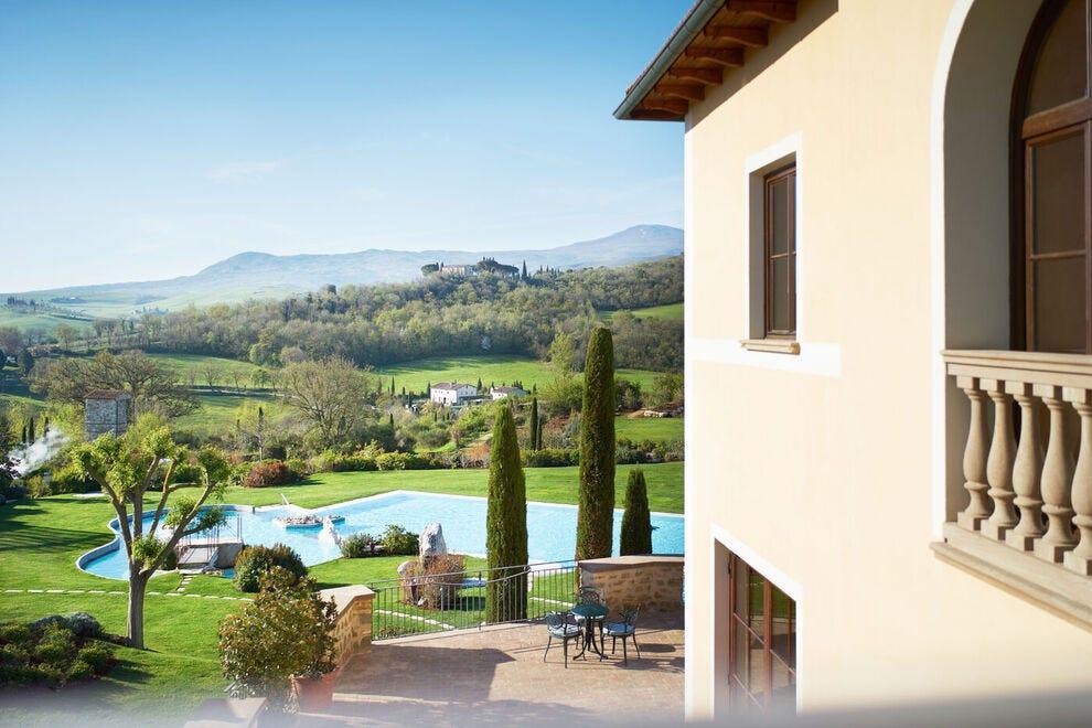 Adler Spa Resort Thermae in Toscana