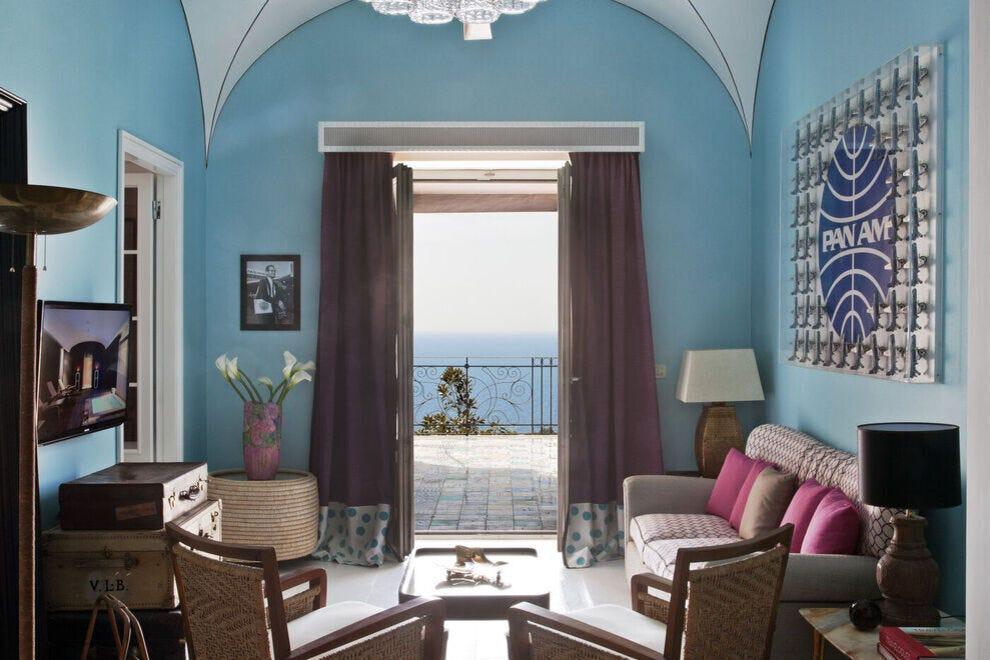 Rilassati al Capri Tiberio Palace