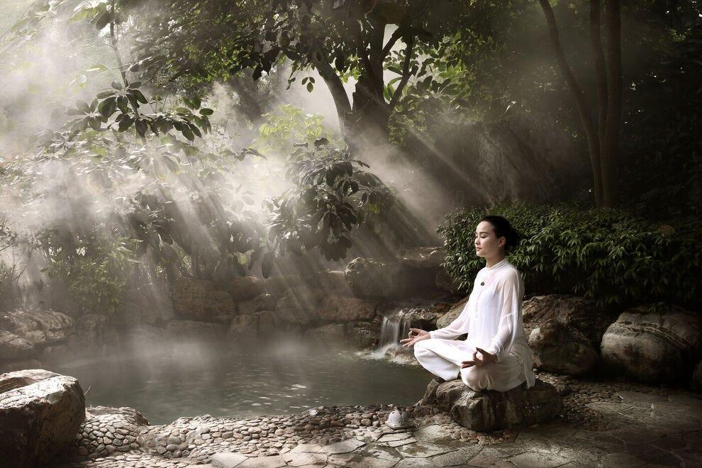 Trova il tuo Zen interiore all'Elite Springs Villas