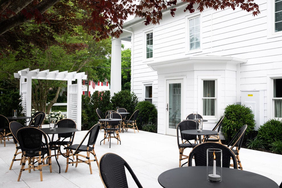 North Fork Table & Inn in Southold, New York