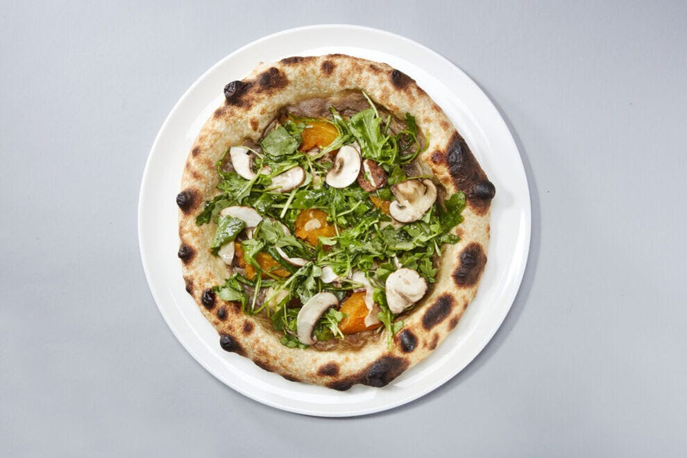 PLANTA offers pizza and much more
