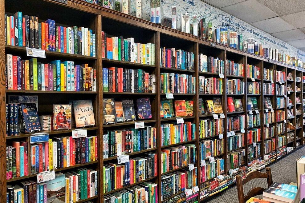 Blue Willow Bookshop in Houston