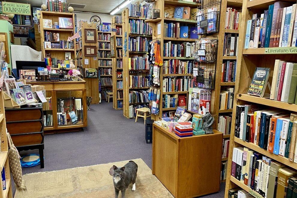 A Novel Idea Bookstore in Lincoln