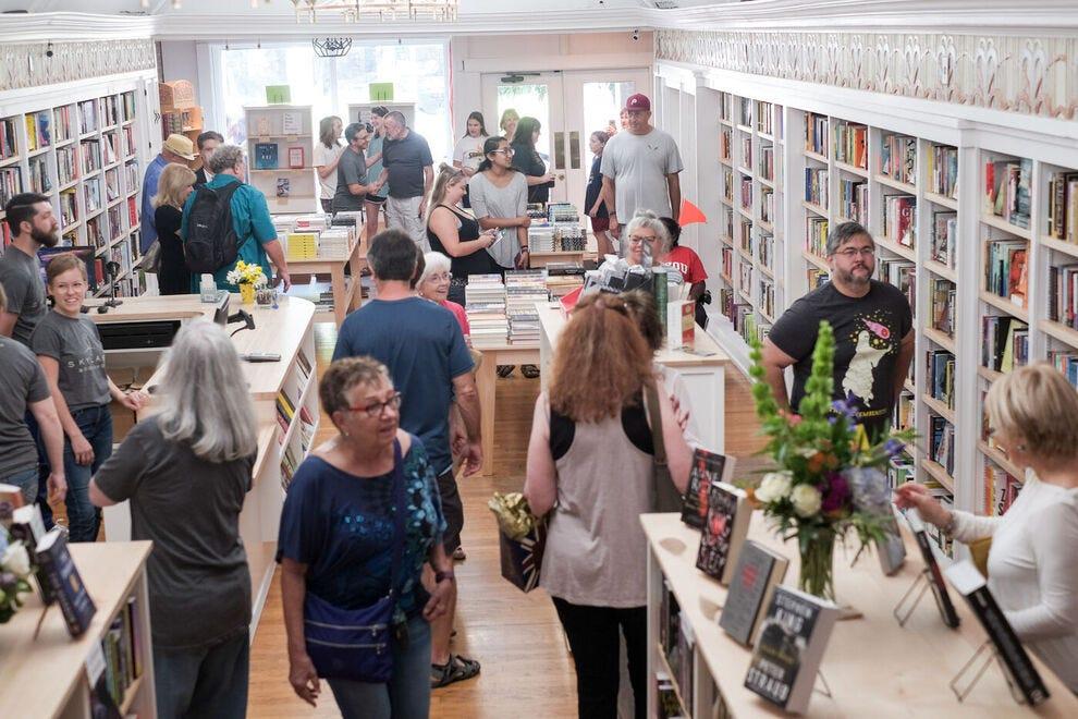 Skylark Bookshop in Columbia