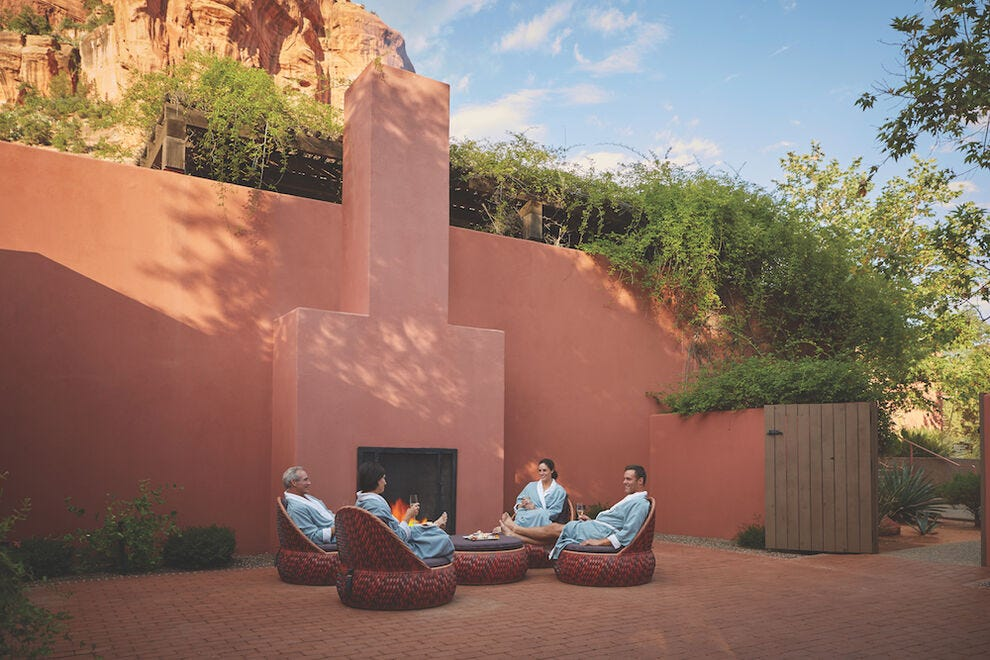 Recharge in these wellness centers