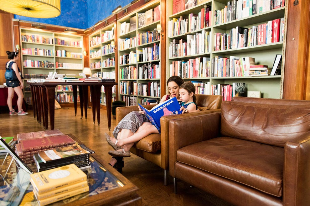Albertine is one of the many remarkable indie bookshops in the United States