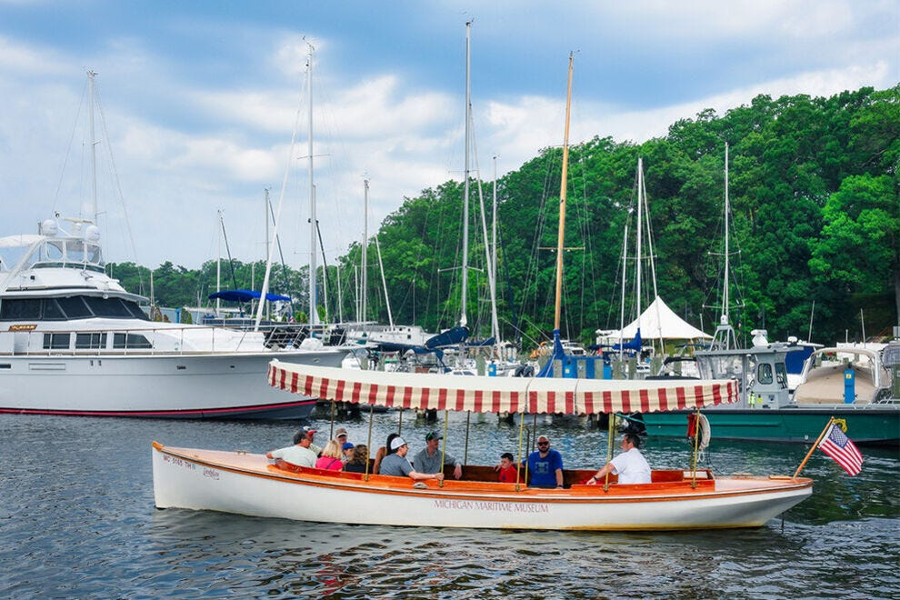 South Haven marina