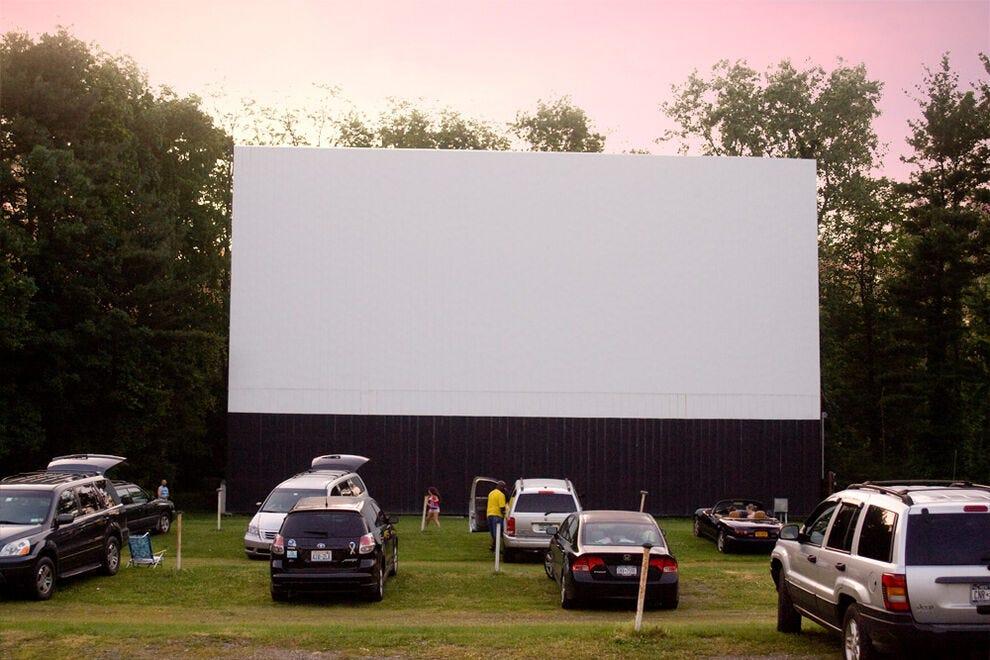 Overlook Drive-In Theater, Poughkeepsie, New York