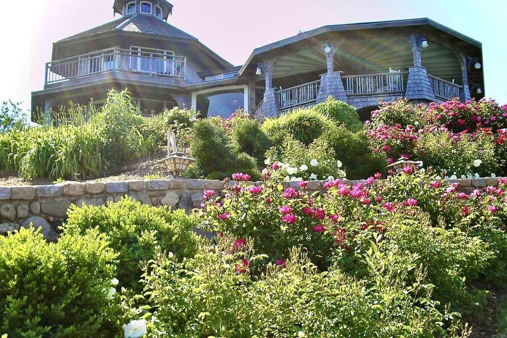 Lands End Inn in Provincetown on Cape Cod