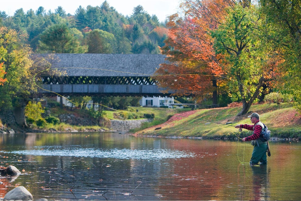 10 great outdoor activities in New England this fall