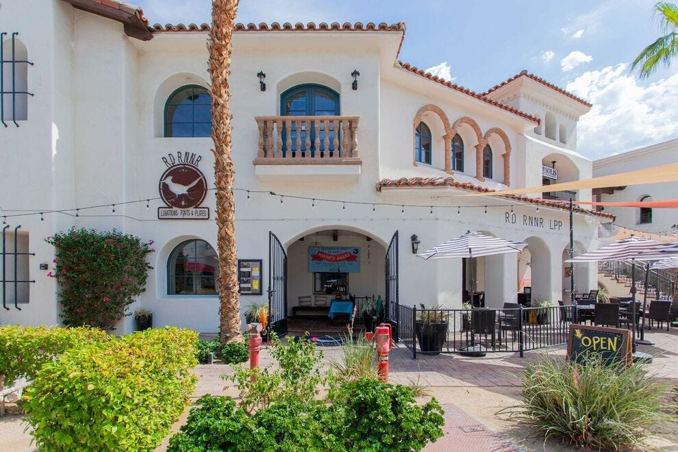 RD RNNR is a culinary hot spot in the old town of La Quinta