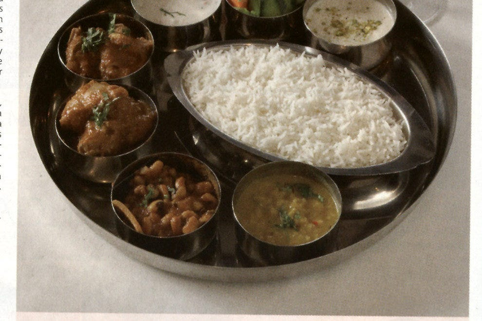 Chicago Curry House Chicago Restaurants Review 10best