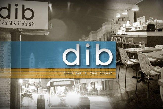 Dib Sushi Bar Thai Restaurant Chicago Restaurants Review
