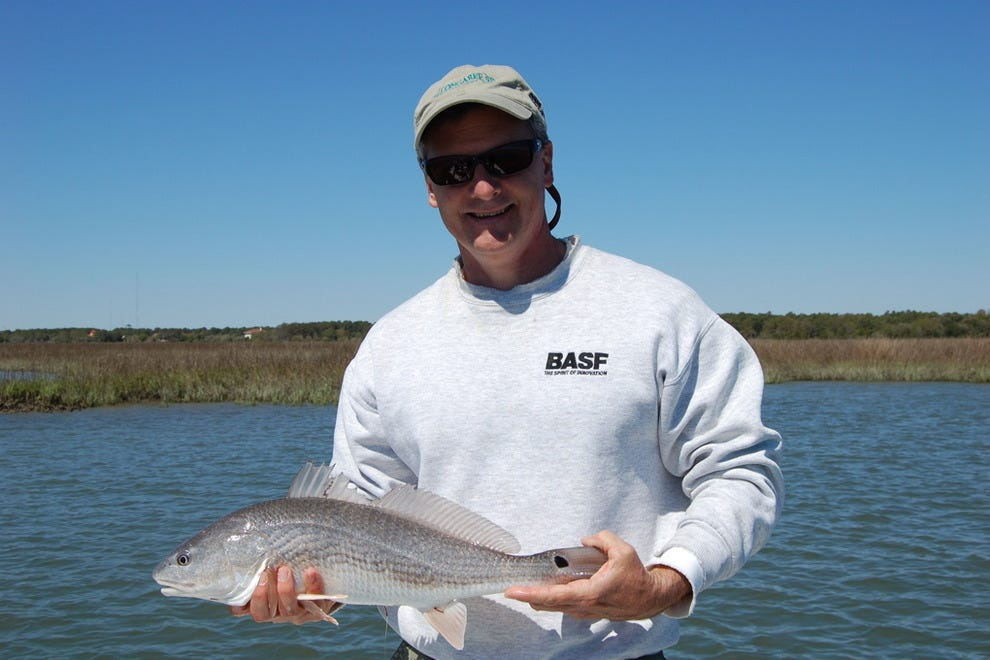 Flyright charters charleston attractions review 10best for Fly fishing charleston sc