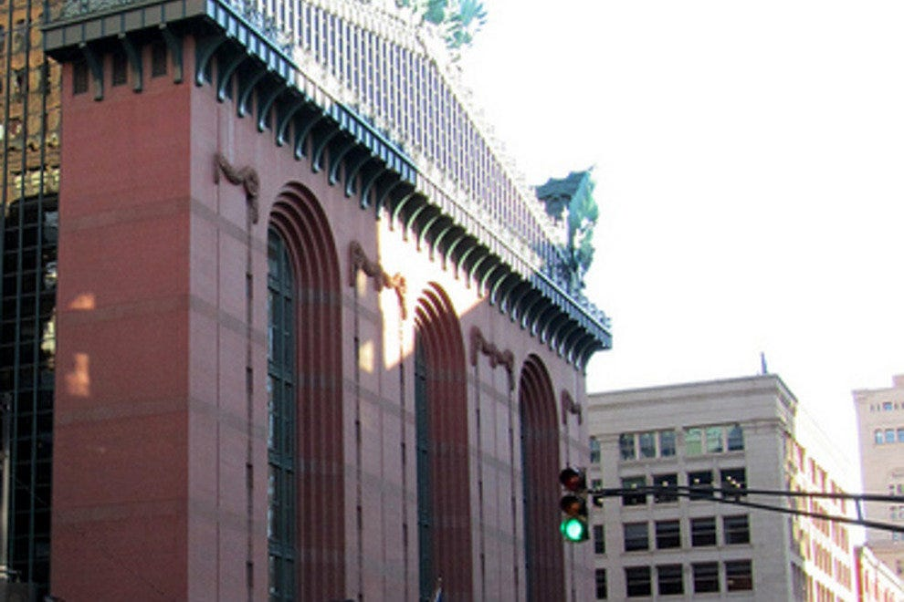 Harold Washington Library
