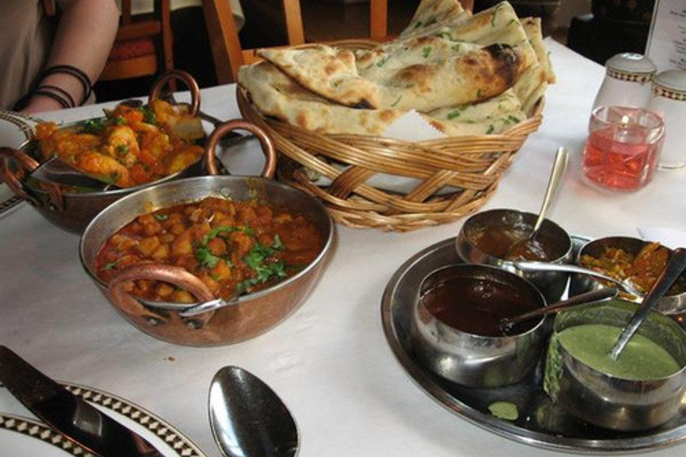 List Of Indian Restaurants In Chicago