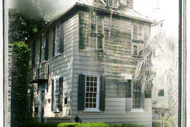 Tours and events at Charleston's historic Thomas Elfe House