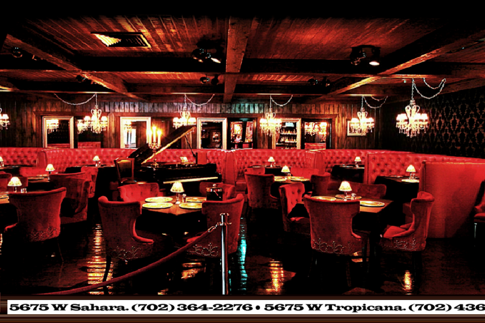 Capo 39 s las vegas restaurants review 10best experts and for Cuisine las vegas