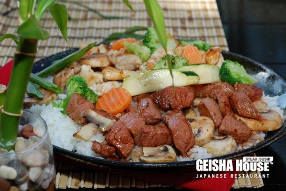 Geisha House