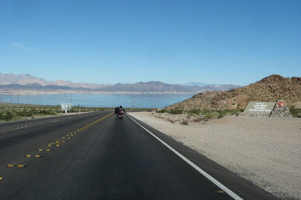 Lake Mead National Recreation Area Las Vegas Attractions Review