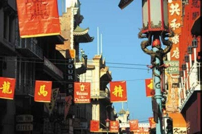 San Francisco's China Town