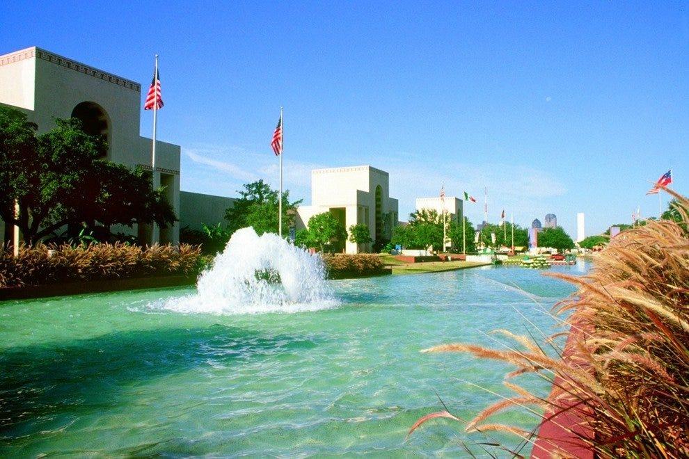 Things To Do In Fair Park Dallas Neighborhood Travel