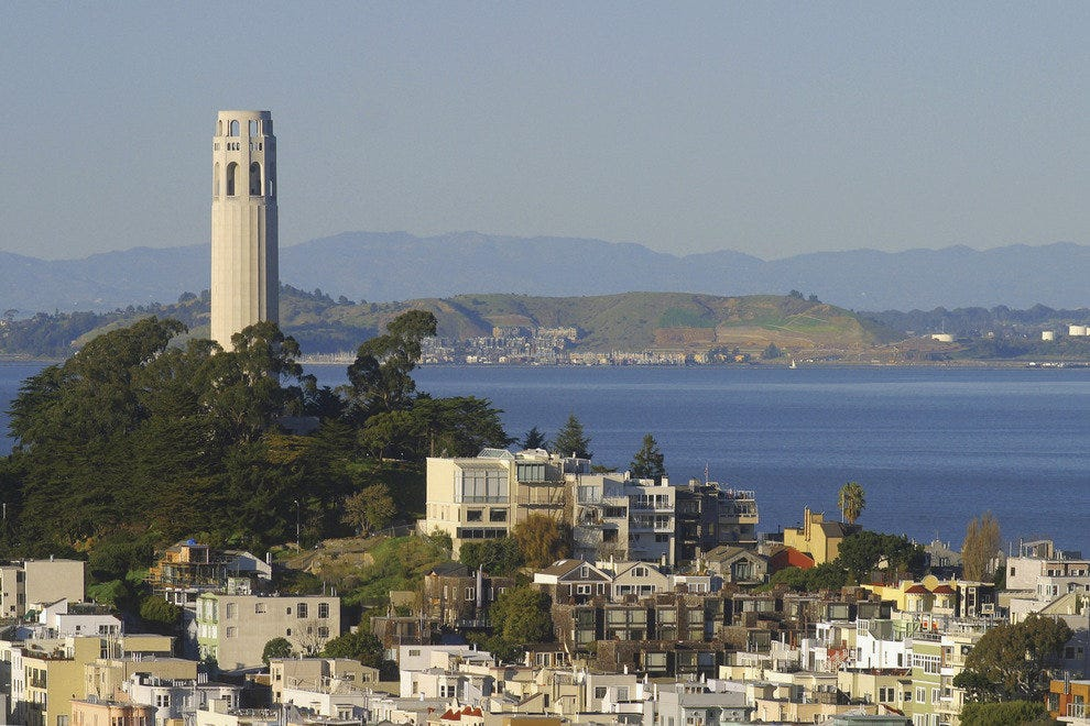 Coit Tower San Francisco Attractions Review 10best Experts And