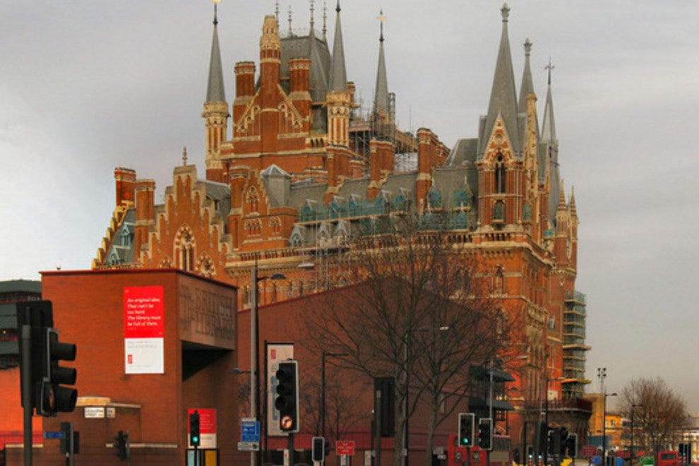 British Library London Attractions Review 10best