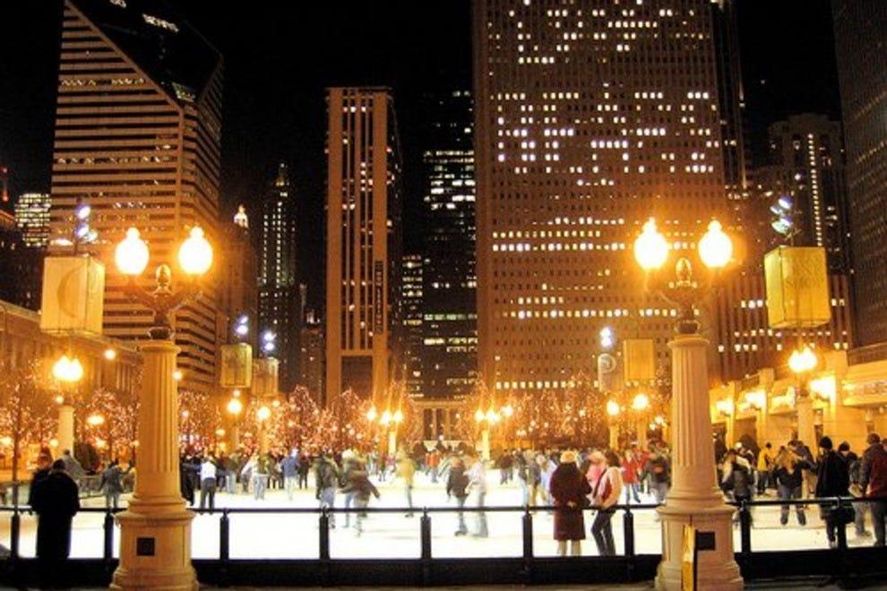 Millennium Park Chicago Attractions Review 10best