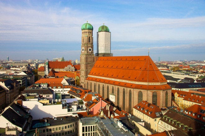 Best Attractions & Activities in Munich