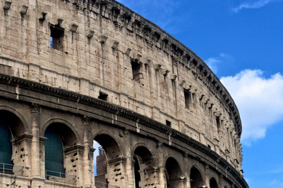 Colosseum Rome Attractions Review Experts And Tourist