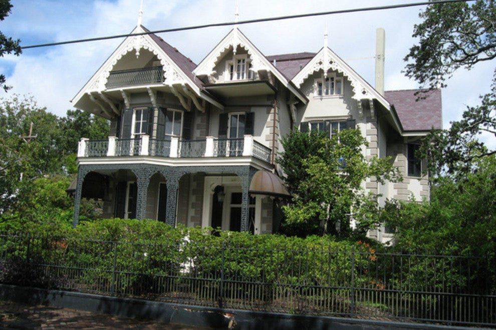 Garden District: New Orleans Attractions Review   10Best Experts And  Tourist Reviews