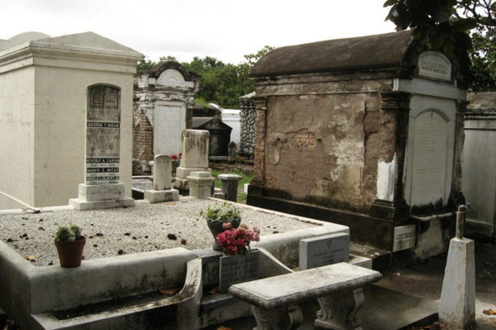 Attraction Slideshow: Historic Sites In New Orleans