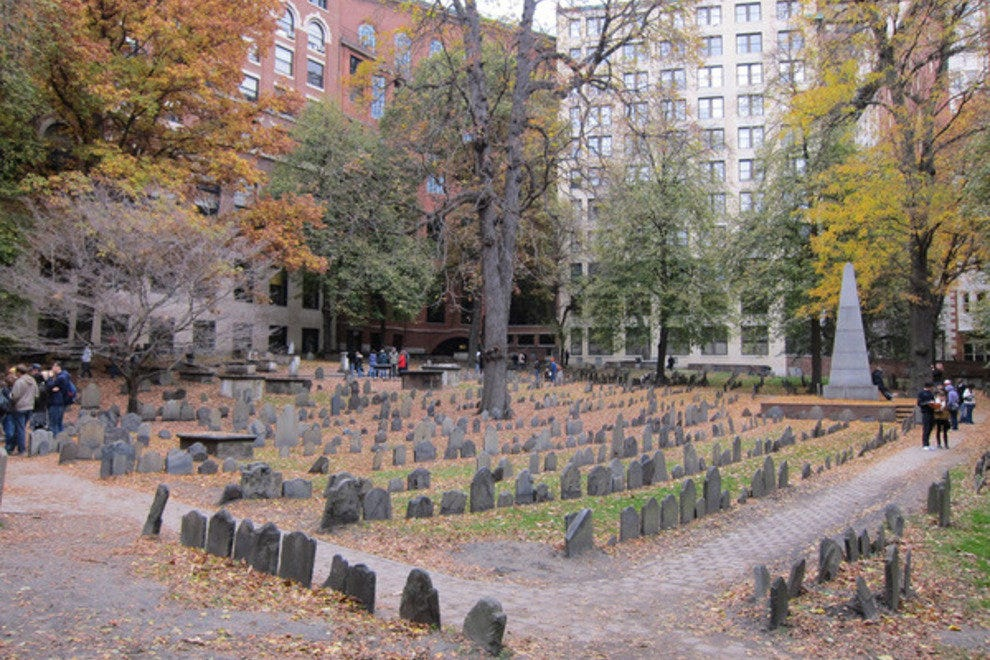 Historical Boston Tour