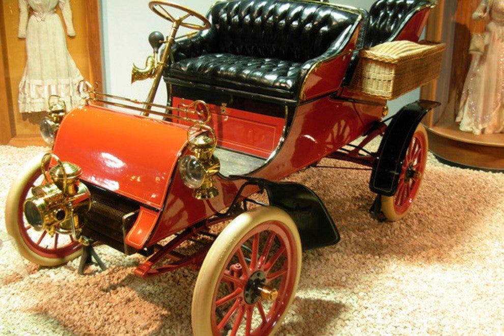 国家汽车博物馆