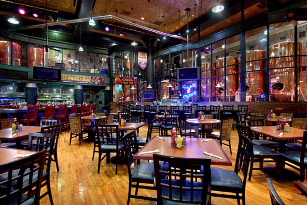 Triple 7 Restaurant Brewery Las Vegas Restaurants Review 10Best Expe