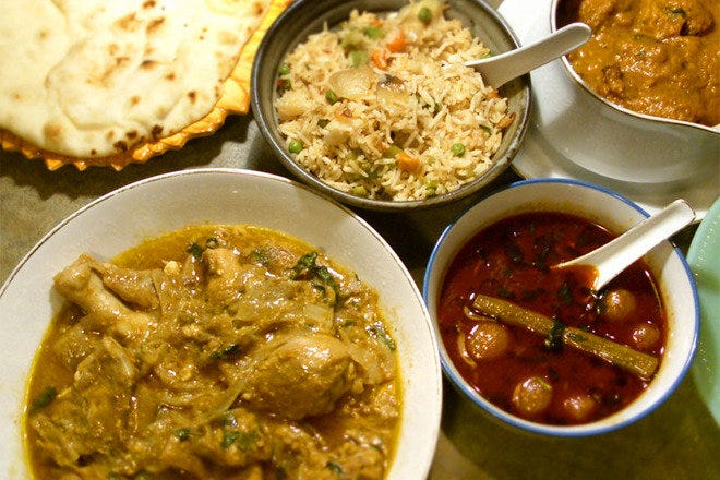 Aatish restaurant serves fine Indian and Pakistani cuisine in Washington, DC