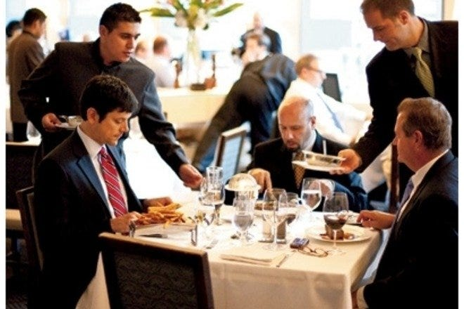 Politico & People Spotting in Washington