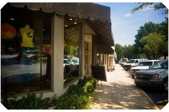 Downtown Greenville Clothing Stores