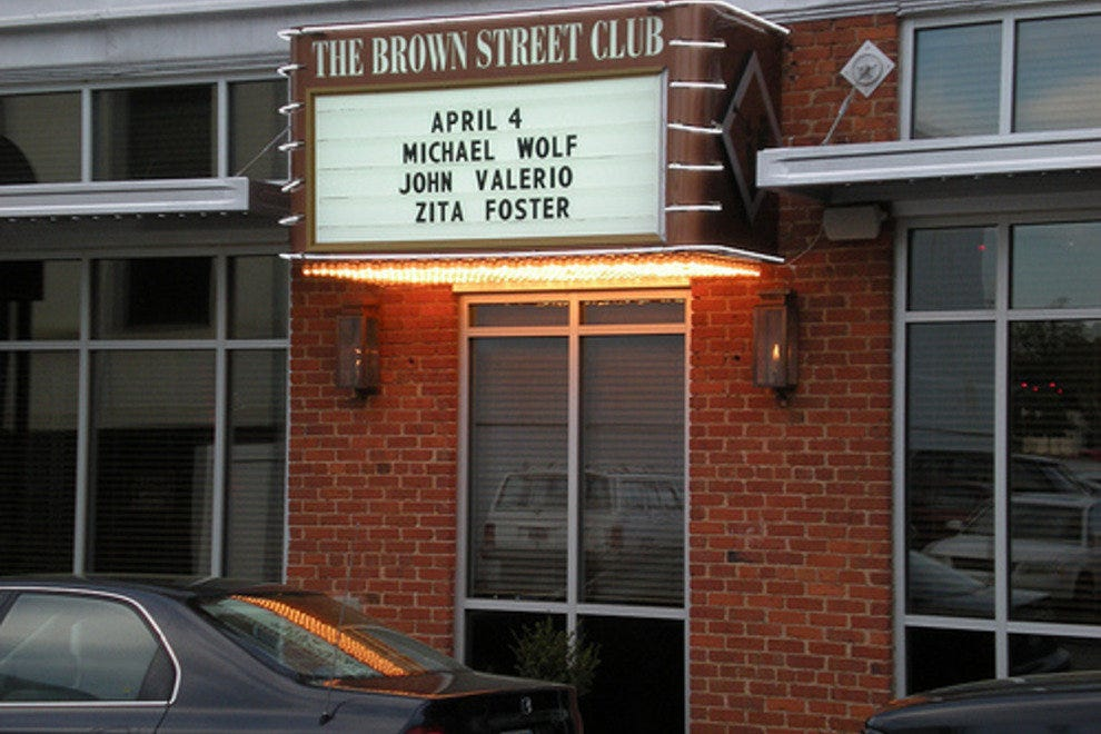 Brown Street Club