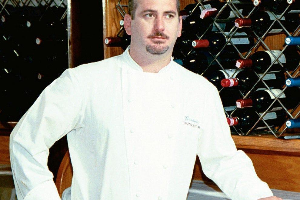 Geranio Washington Restaurants Review 10best Experts
