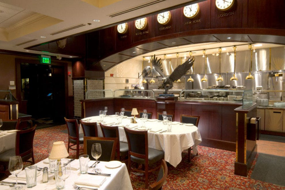 Capital Grille - Seattle
