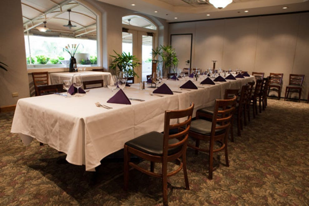 3660 on the rise honolulu restaurants review 10best for Best private dining rooms honolulu