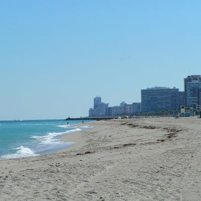 Haulover Beach Park is one of the best things to do in Miami, FL