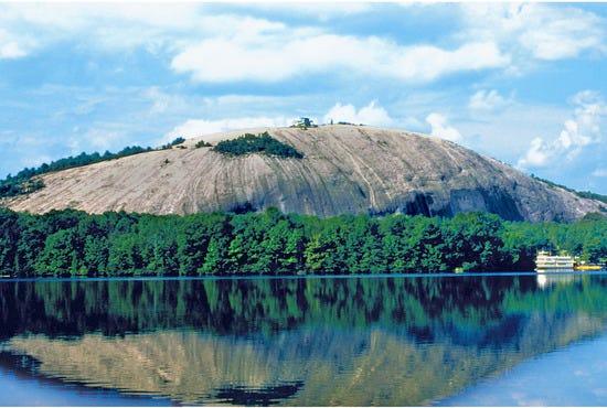 stone mountain - photo #28